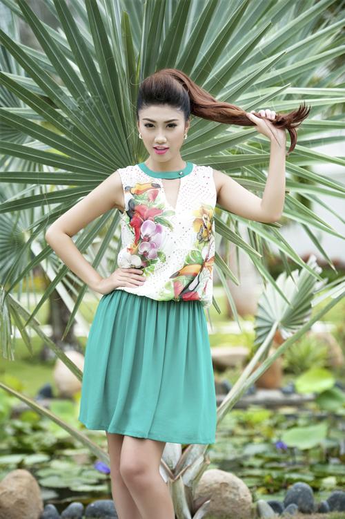 Huỳnh Ý Nhi sinh năm 1992 tại Vũng Tàu. Cô là người ham học hỏi, không ngại khó.