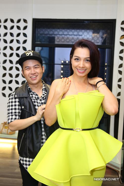Chung Thanh Phong thêm sắc cho Miss Ngôi sao