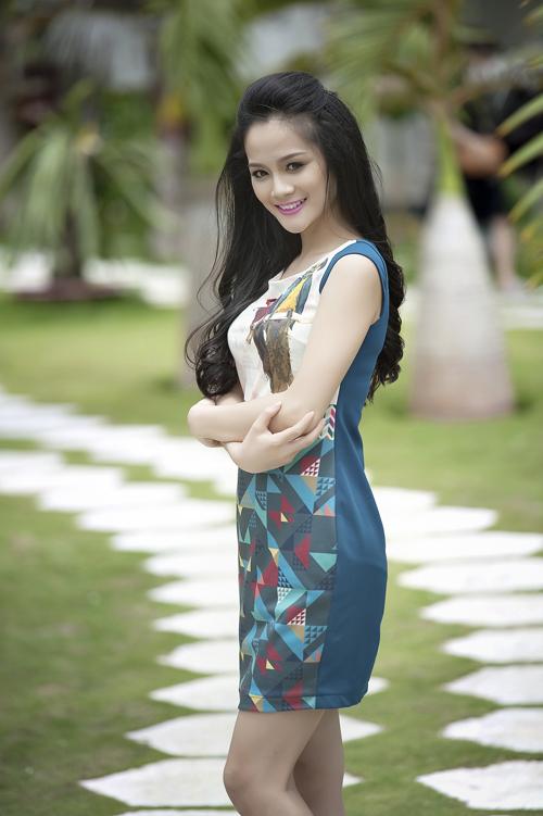 Nguyễn Huỳnh Phương Thảo sinh năm 1994. Cô là sinh viên năm 2, khoa Ngoại ngữ, Đại học Duy Tân.