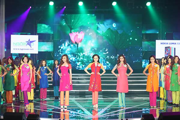 Trực tiếp: Đêm tôn vinh Miss Ngôi Sao 2014