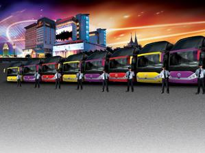 Du lịch tới đất nước Chùa Tháp bằng xe Limo Bus