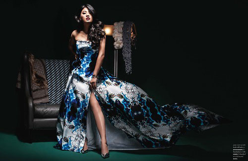Ngoài thể thao, công chúa Thái Lan cũng rất đam mê thời trang.
