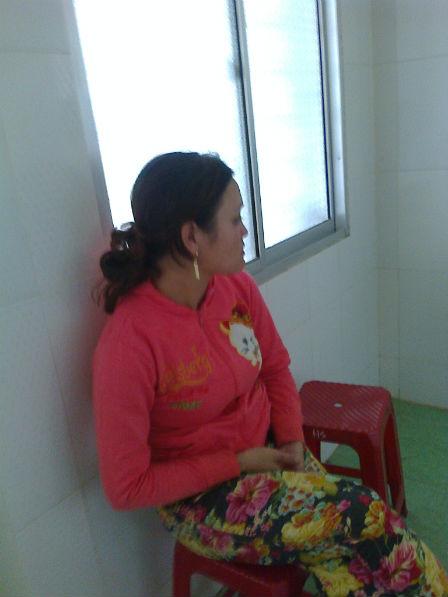 Phạm Thị Hân tại Trung tâm y tế huyện Hiệp Đức