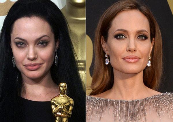 Bí kíp cho sắc đẹp 14 năm không đổi của Angelina Jolie - Làm đẹp
