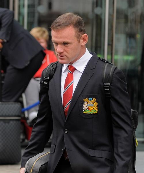 Đội trưởng Rooney và các đồng đội