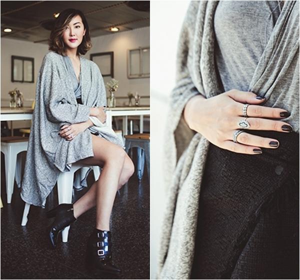 Fashionista nổi tiếng đang chìm trong hạnh phúc làm vợ, làm mẹ nhưng vẫn không quên niềm đam mê bất tận với thời trang.