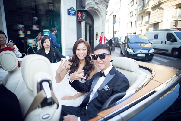 Tôn Hồng Lôi lấy vợ kém 15 tuổi