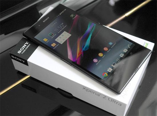 Sony sắp ra phablet thay thế Xperia Z Ultra