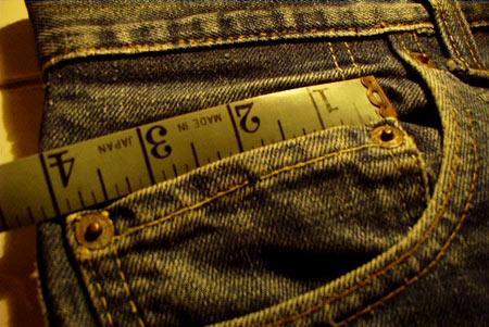 Tác dụng của túi siêu nhỏ trên quần jeans - 3