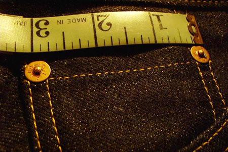 Tác dụng của túi siêu nhỏ trên quần jeans - 5