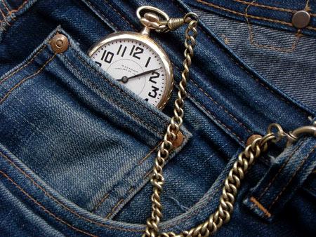 Tác dụng của túi siêu nhỏ trên quần jeans - 2