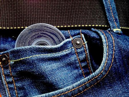 Tác dụng của túi siêu nhỏ trên quần jeans - 7