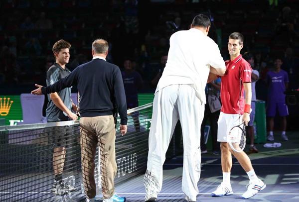 Yao Ming tới cổ vũ