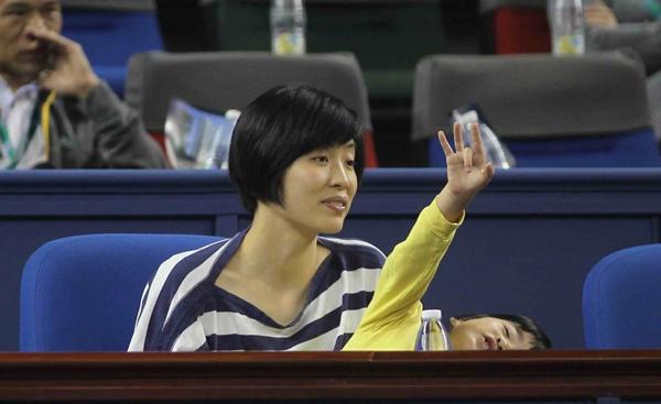 Con gái Yao Ming