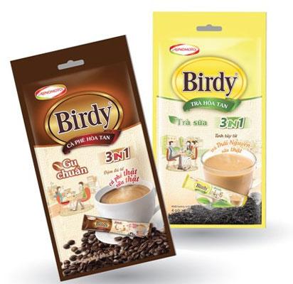 Cà phê và trà sữa dành cho nữ nhân viên văn phòng.