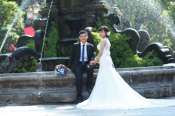 Tháng 10 rồi mình cưới nhau đi em