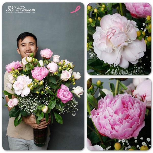 Tùy vào mỗi đối tượng được tặng quà mà các nhà thiết kế đã đưa ra những mẫu hoa thích hợp, đáp ứng được nhu cầu của khách hàng. Nhìn chung, phong cách sẽ hướng tới sự dịu dàng, nữ tính và duyên dáng.