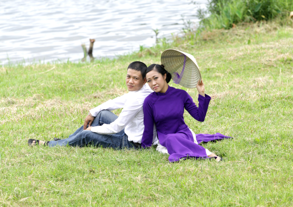 Ảnh cưới ba miền Bắc - Trung - Nam