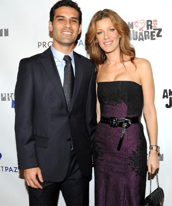 Rafael Marquez và  Jaydy Michel là cặp đôi nổi tiếng nhất làng bóng đá Mexico.