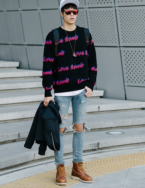 Jung-Dong-Gyu-at-Seoul-Fashion-Week-Spri