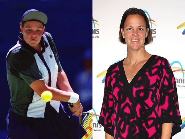 Trong suốt 7 năm thi đấu chuyên nghiệp, Lindsey Davenport