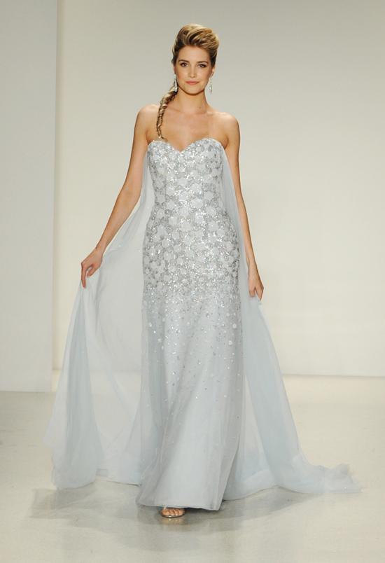 9 bộ váy cưới công chúa Disney tuyệt đẹp