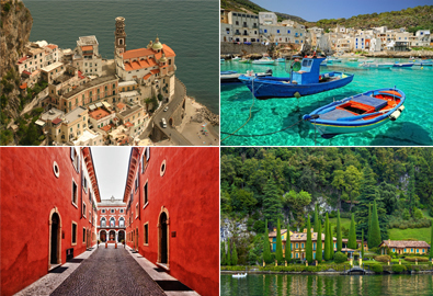 Italy đẹp mê hoặc không chỉ ở Rome hay Venice