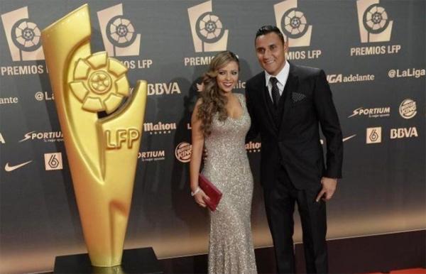 Thủ môn người Costa Rica có một mùa giải thành công cùng Levante.