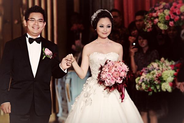 8 điều làm nên vẻ đẹp hoàn hảo của cô dâu