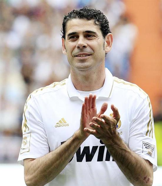 Là con của một trong những huyền thoại của sân Bernabeu, Alvaro
