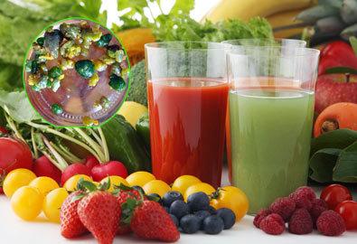 Sỏi detox thực chất là chất béo kết hợp với nước bưởi
