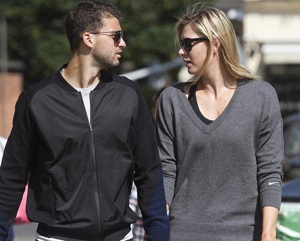Cặp đôi hot của làng quần vợt tiết lộ nhiều bí mật