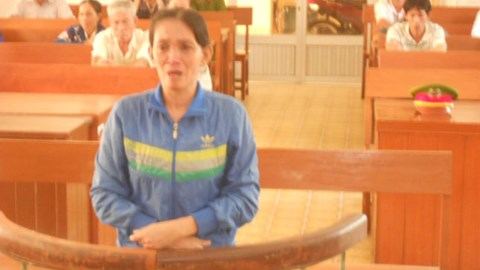 Nước mắt ân hận của ác phụ giết đứa con bị nhiễm HIV