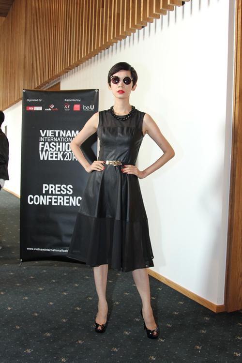 Ngày 5/11, siêu mẫu Xuân Lan cùng ban tổ chức chương trình Vietnam International Fashion Week 2014 đã có buổi casting người mẫu.