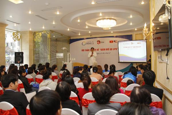 Giảm béo 3D lipo tại Đông Á – 7 ngày có vòng eo như ý