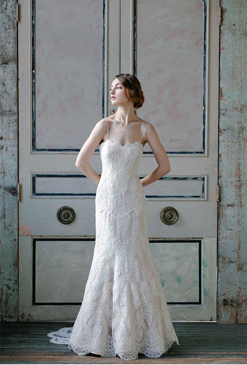 Váy cưới màu tím lavender đẹp lộng lẫy