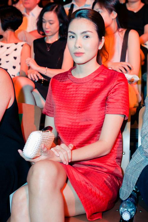 Tăng Thanh Hà luôn trung thành với phong cách tối giản và vẫn thể hiện được sức hút riêng khi góp mặt tại các sự kiện.