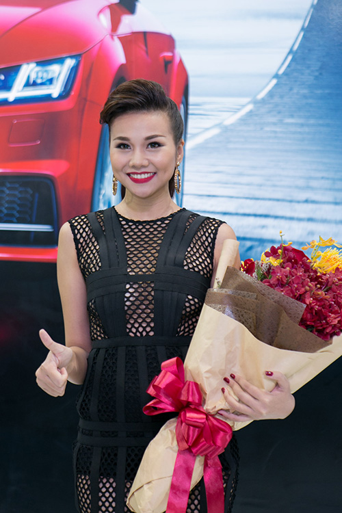 Vẻ đẹp ngày càng chín muồi, tên tuổi dính liền với các hoạt động nghệ thuật nghiêm lúc và luôn nói không với scandal đã giúp Thanh Hằng trở thành một trong những mỹ nhân đắt show quảng cáo nhất Việt Nam.