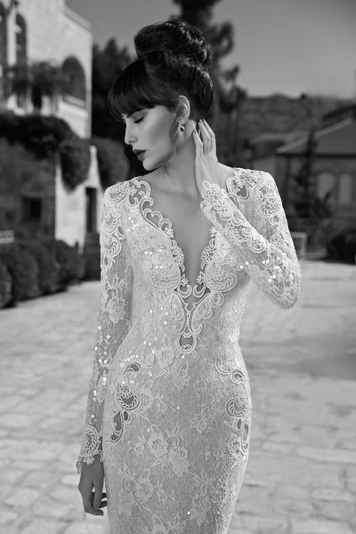 15 váy cưới dài tay tuyệt đẹp cho mùa đông