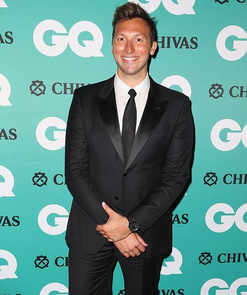 Ian Thorpe bảnh bao trong lễ trao giải của tạp chí GQ tối qua.