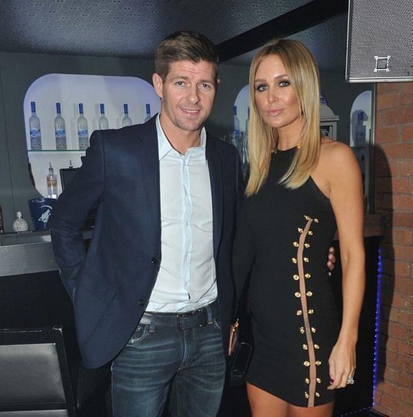 Đã giải nghệ nên Steven Gerrard