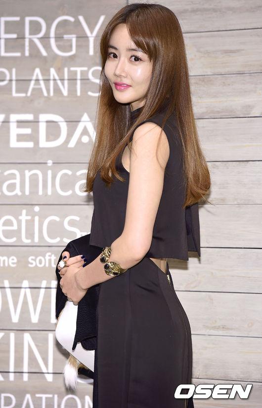 Người đẹp Hwang Woo Seo Hye.