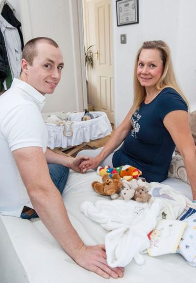 Mặc dù biết một số phụ nữ từng bị chỉ trích vì tập gym trong thời gian mang thai, Katja tin rằng cô đang làm điều tốt nhất cho mình và cho con.