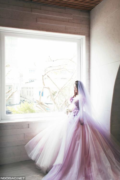Váy phù dâu tuyệt đẹp của NTK Anh Thư