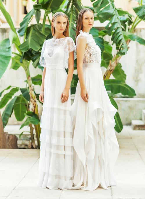 Váy cưới mang nét đẹp thanh tao