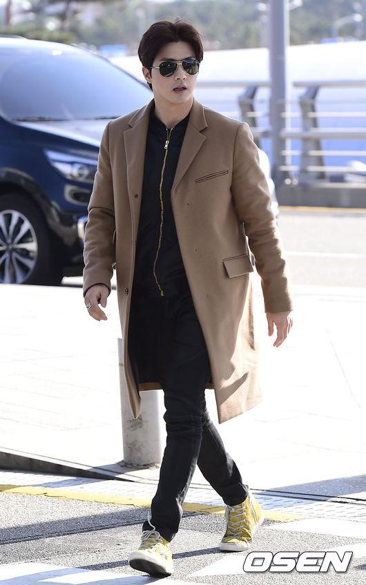 Nam diễn viên Kim Ji Hoon.
