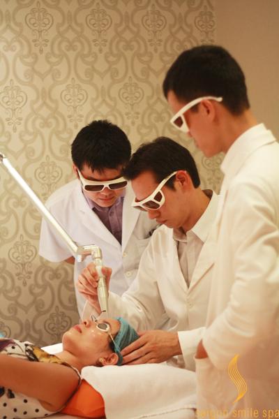 Cách chữa nám da hiệu quả là bằng công nghệ Laser Revlite