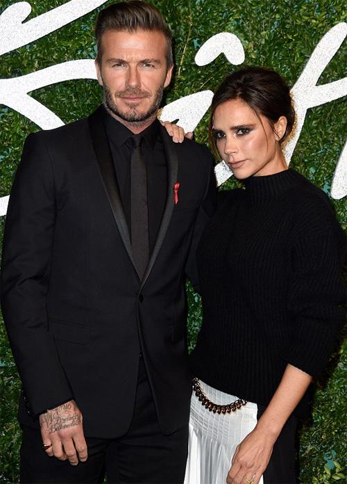 Vợ chồng Becks cùng phát triển thương hiệu thời trang riêng.