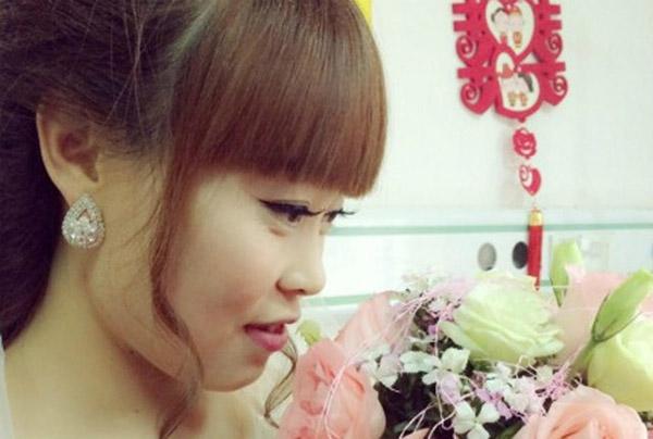 Liu cho biết bạn trai cô không còn cha mẹ, không có nhà cửa hay tiền bạc gì. Nhưng dù thế nào đi nữa cô vẫn quyết tâm làm đám cưới.