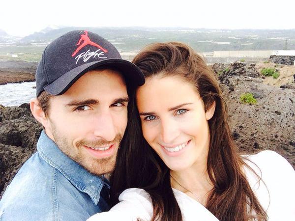 Fabio Borini và Erin O'Neill